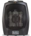 Target: BLACK+DECKER Personal Ceramic Indoor Heater Black @ .99 + Free Shipping
